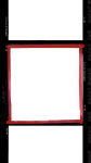 Overlay Polaroid Frame Png, Polaroid Template, Overlays - Unfold Overlay, Transparent Png