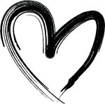 Hand Drawn Heart - Heart Icon Png Hand Drawn, Transparent Png