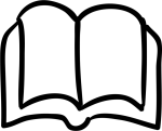 Free Png Download Hand Drawn Book Icon Png Images Background - Icon Transparent Book Png, Png Download