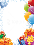 Free Png Best Stock Photos Happy Birthday Transparent - Happy Birthday Frame Png, Png Download