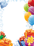 Free Png Best Stock Photos Happy Birthday Transparent - Happy Birthday Frames Png, Png Download