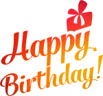 Happy Birthday Png, Transparent Png