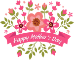 Happy Mothers Day Png, Transparent Png