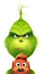 New Grinch Movie Clipart, HD Png Download