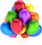 Png Balloon - Hd Images Of Balloons, Transparent Png