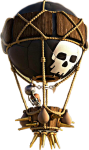 Clash Of Clans Balloon Png, Transparent Png