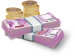 Free Png Download Indian Money Png Images Background - Indian Money Icon Png, Transparent Png
