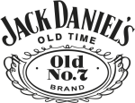 Temporary Jack Daniels Logo Png Free Transparent Png - Jack Daniel's Tennessee Whiskey Logo, Png Download