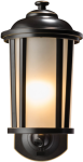 Maximus Outdoor Wall Mount Lantern Traditional - Outdoor Light With Camera, HD Png Download