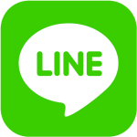 Line Chat Icon Logo - Line Messenger Logo Vector, HD Png Download