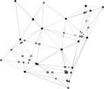 Line Geometry Point - Geometric Lines Png, Transparent Png