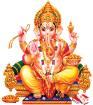 Lord Ganesha Png - Lord Ganesha Images For Whatsapp, Transparent Png
