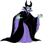 Evil Queen Crown Png - Gurgi And Mickey Mouse, Transparent Png