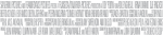 Movie Credit Png - Movie Poster Text Block, Transparent Png