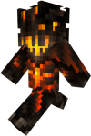Skins By Scarletbox - Most Unique Minecraft Skin, HD Png Download