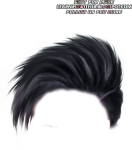 Wig Png 92 Images In Collection Page - Picsart New Hair Png, Transparent Png