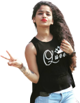 Girls Png 2018 New Indian Girls Hd Png Download For - Hd Picsart Girl Png, Transparent Png