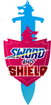 Pokemon Sword And Shield In One Logoresource - Pokemon Sword And Shield Logo, HD Png Download