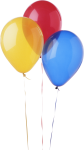 Balloon's - Real Balloons Transparent Background, HD Png Download