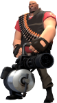 Tf2 Heavy - Team Fortress 2, HD Png Download