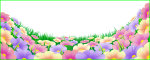 Inspiring Grass With Flowers Png Clipart For Spring - Grass & Butterfly Clipart, Transparent Png