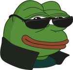 Pepe Pepelicious Messages Sticker-7 - Ez Emote Transparent, HD Png Download