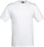 White T-shirt Png Image - White T Shirt Fruit Of The Loom, Transparent Png