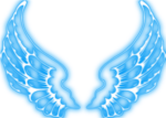 #sticker #neon #wings #alas #tumblr, HD Png Download