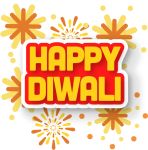 Diwali Stickers Messages Sticker - Happy Diwali Stickers Png, Transparent Png