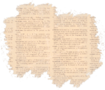 #ftestickers #paper #text #vintage #overlay - Letras De Periodico Png, Transparent Png