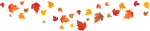Fall Leaves Image Gallery Yopriceville High Png Transparent - Fall Leaves Banner Clip Art, Png Download
