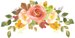 Watercolor Flowers Vector Pictures And Cliparts Download - Watercolor Yellow Roses Png, Transparent Png