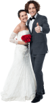 Free Png Wedding Couple Png Images Transparent - Marriage Couple Png, Png Download
