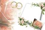 15 Wedding Background Png For Free On Mbtskoudsalg - Wedding Png Background Frames, Transparent Png