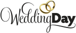 Wedding Word Png Background Image - Our Wedding Day Logo, Transparent Png