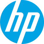 No Word Yet On What Logo Hp, Inc - Hp Logo Black Png, Transparent Png