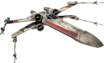 Incom Corporation's T 65 X Wing Starfighter Was A Single - T 65 X Wing Png, Transparent Png