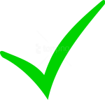 Free Png Check Mark Png Png Image With Transparent - Check Mark Png, Png Download