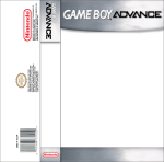 Gba Insert Template Inb4 Not Retro - Gameboy Advance Cassette Covers, HD Png Download